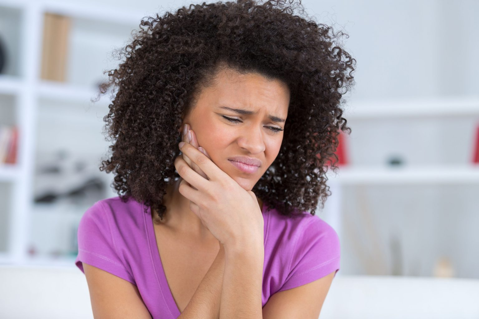tooth pain feature